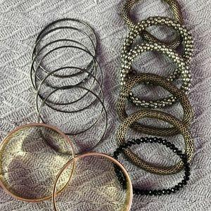Jewelry - Bundle of 14 bracelets